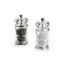 Salt and Pepper Grinders – Acrylic