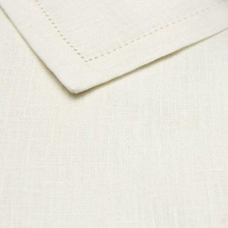 Serviette – White Antique Linen