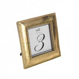 Table Frame – Gold