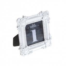 Table Frame – White