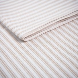 Runner – Stripe Dotted Beige
