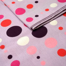 Runner – Spotty Mauve