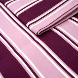 Runner – Stripe Purple &Mauve