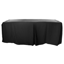 Tablecloth – Black All-in-One 1.8m (Skinny)