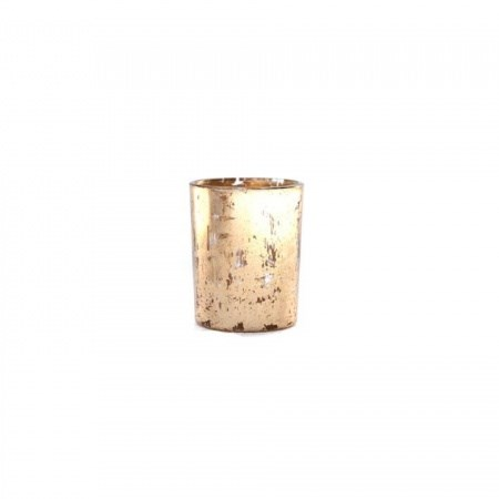 Tea Light Holder – Gold