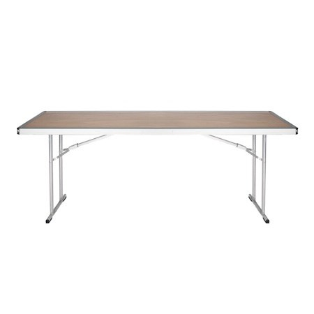 Trestle Table – Skinny (1800mm x 450mm)