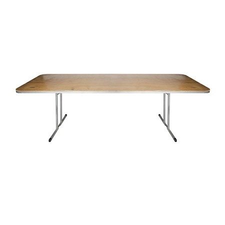 Trestle Table – 8′ (2400mm x 760mm)