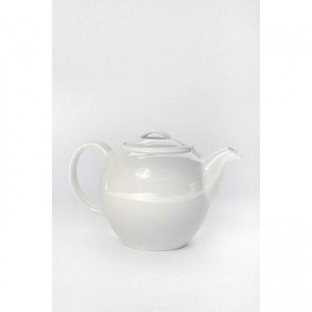 Teapot – China White