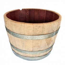 Wine Barrel – Half