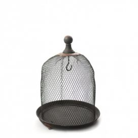 Wire Cloche – Small