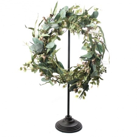 Wreath and Stand – Gum