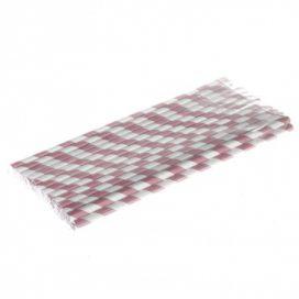 Paper Straws – Pink