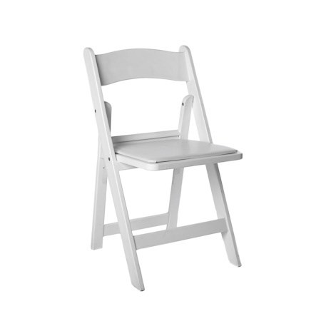Chair Folding – White