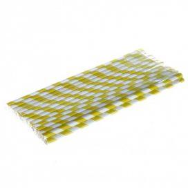 Paper Straws – Yellow