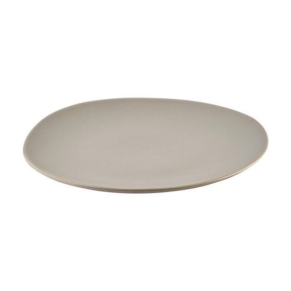 Dinner Plate – Matte Grey