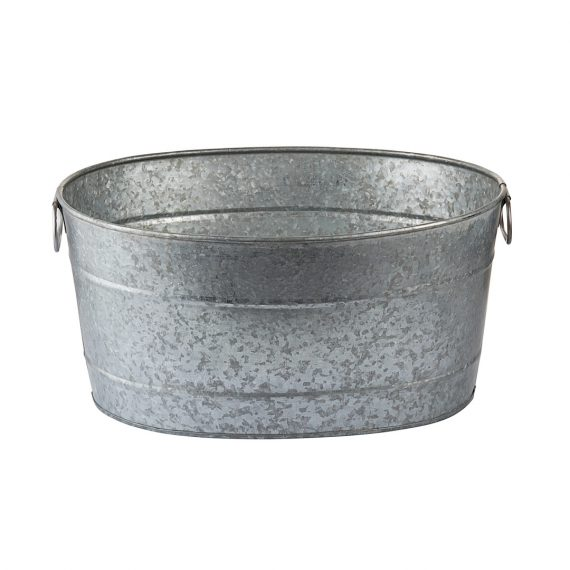 Drinks Tub – Steel Oval