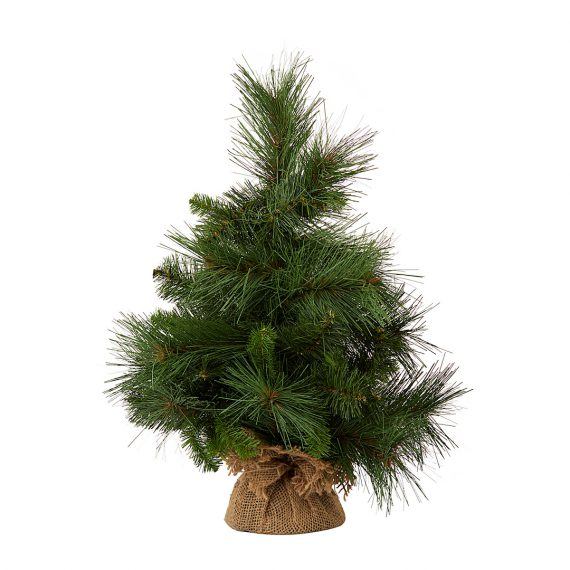 Christmas Tree – Hessian