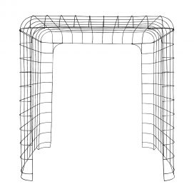 Arbour – Wire Black