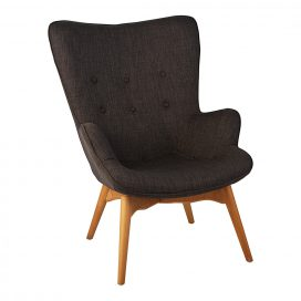 Chair – Contour Armchair Grey