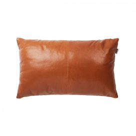 Cushion – Leather Tan