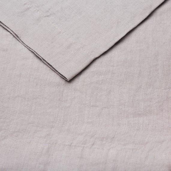 Premium Linen Serviette – Grey