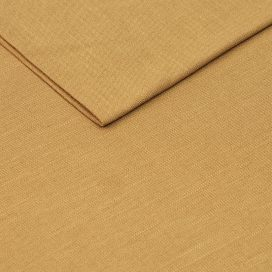 Tablecloth – Cognac Linen 11′ (3.3m) Round