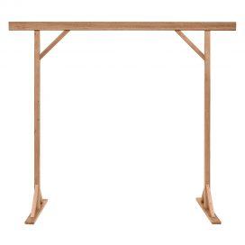 Arbour – Timber Natural