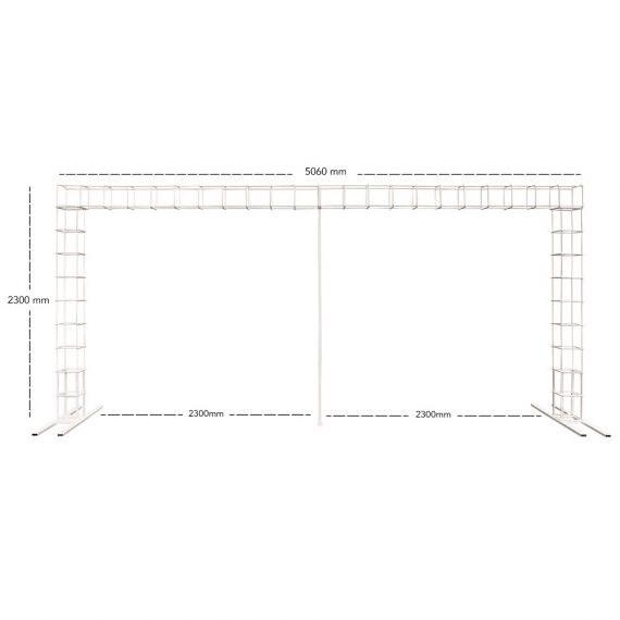 Arbour – Modular White (2 Top Pieces)