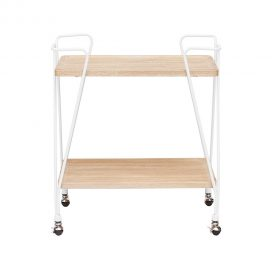 Drinks Trolley – White