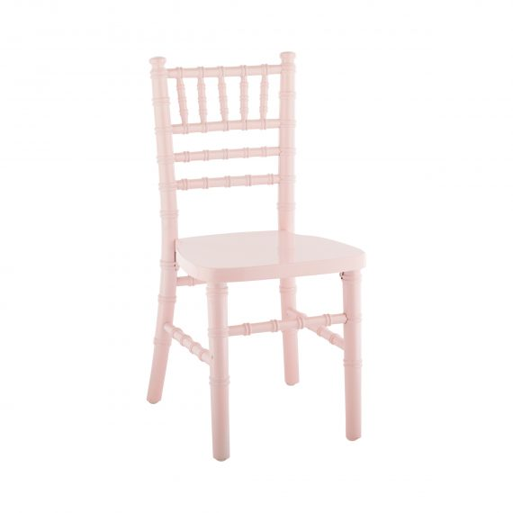 Children's Chair – Tiffany Baby Pink