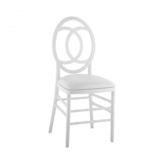 Dining Chair – Paris White