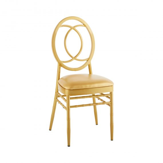 Dining Chair – Paris Gold