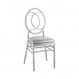 Dining Chair – Paris Silver