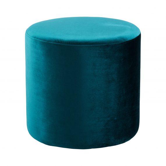 Ottoman – Round Emerald