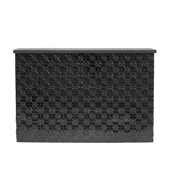 Bar – Pressed Tin Black