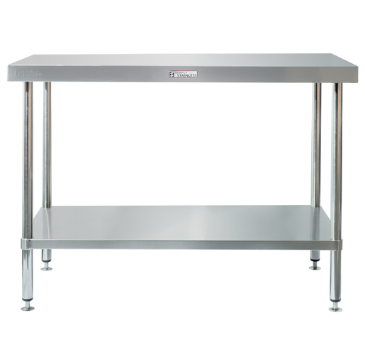 Stainless Kitchen Bench