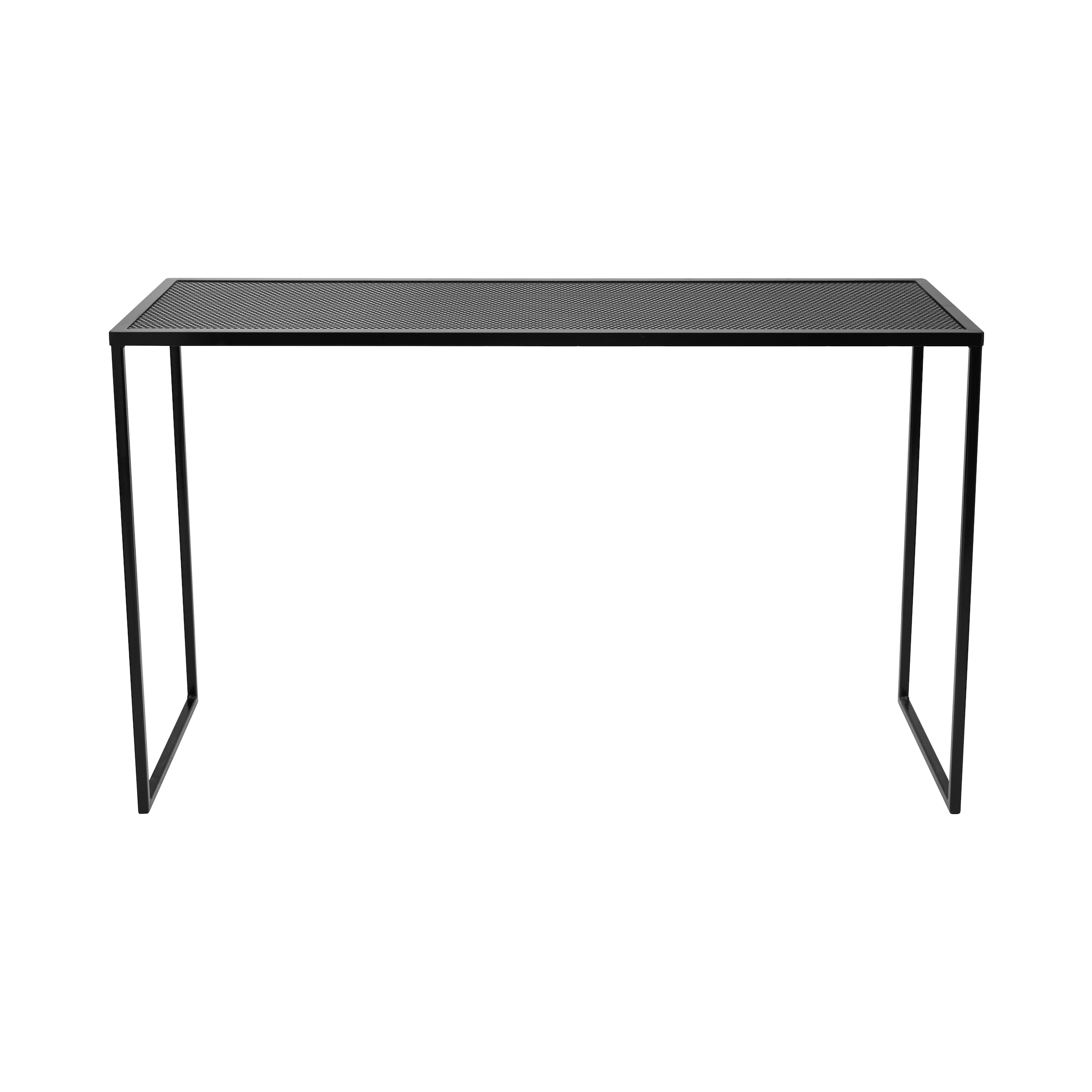 Bench Bar Table   Perforated Mesh (Black) Part 59