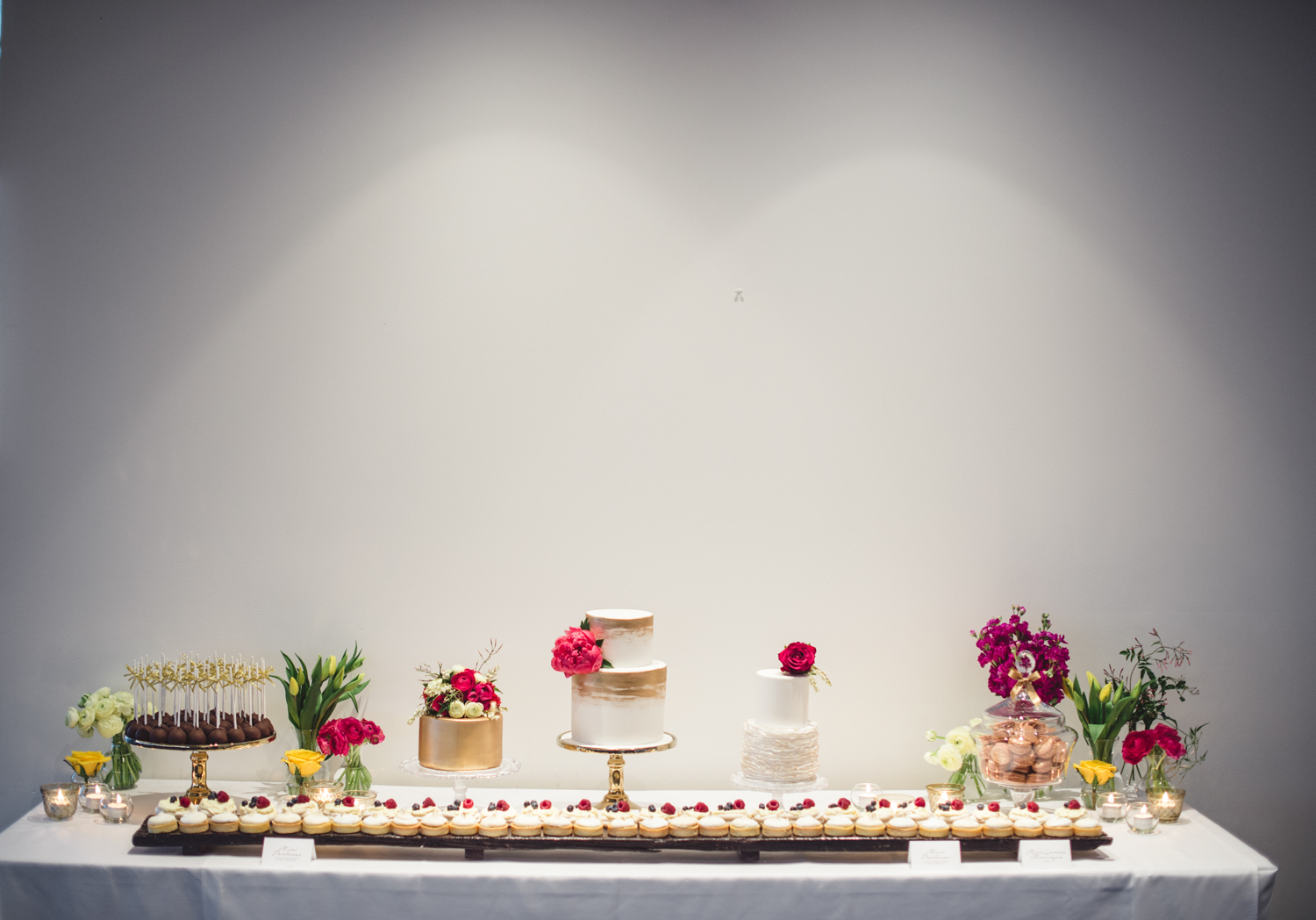 dessert bar for your event