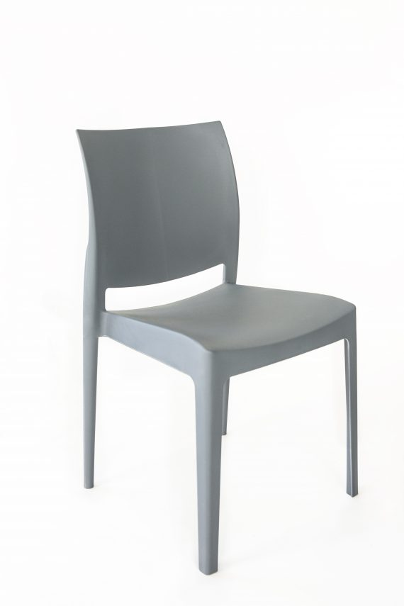 "Chair – Corporate Charcoal ""form"""
