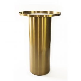 Dry Bar – Brass Cylinder