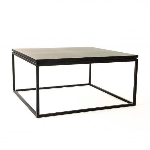 Coffee Table – Square Black