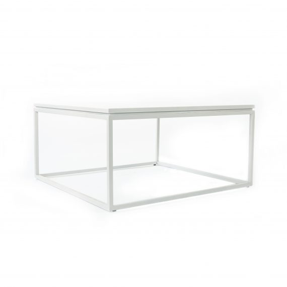 Coffee Table – Square White