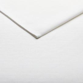Tablecloth – Lined White 12′ x7′ (3.6m x 2.1m)