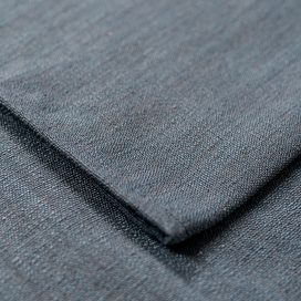 Cloth – Navy Linen 11′ (3.3m) Round
