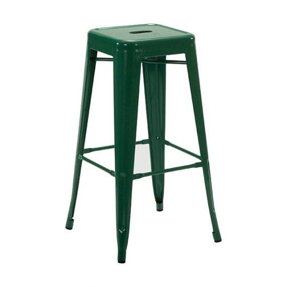 Bar Stool – Tolix Forest Green
