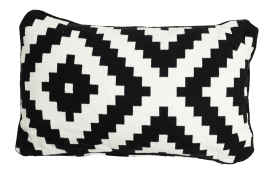 Throw Cushion- Aztec Rectangle