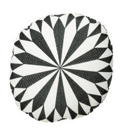 Throw Cushion- Aztec Round