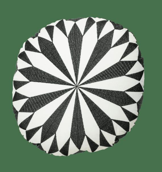 Aztec Round Cushion