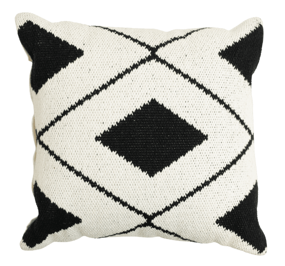 Throw Cushion- Aztec Square