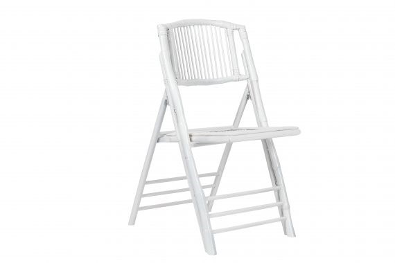 Chair – Bamboo White
